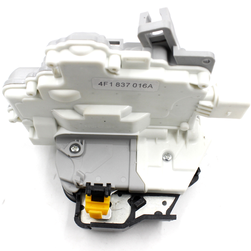 YAOPEI Free Shipping 4F1837016 Front Right Door Lock Latch Actuator fit for AUDI A3 A6 C6 S6 A8 8P New radiator cooling fan relay control module for audi a6 c6 s6 4f0959501g 4f0959501c