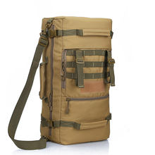 Hiking Tactical Backpack with Dual Functions