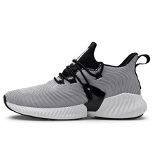 2019 Men's Sports Breathable Mesh Running Shoes Sneakers For Men Sport Gym Fitness Jogging Travel Shoes Sneakers Man 39-45 camssoo mens runners sports running shoes sneakers for men breathable mesh sport running jogging shoes sneaker man eur 39 44