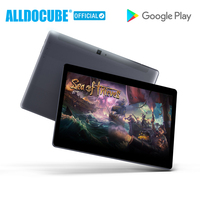 ALLDOCUBE M5XS 10.1 inch Android 8.0 4G LTE Phablet MTKX27 10 Core Phone Call Tablets PC 1920*1200 FHD IPS 3GB RAM 32GB ROM GPS