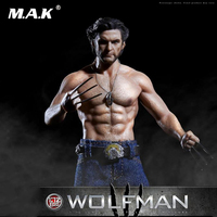 Full Set figure doll 1/12 Scale TOYS ERA EA001 1/12 Wolverine Uncle Wolf X Men full set figure doll for collection