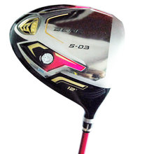 Cooyute New Womens Golf Clubs S-03 Golf Driver 12loft Graphite shaft R or S flex driver and HO..NMA Golf headcover Free shipping