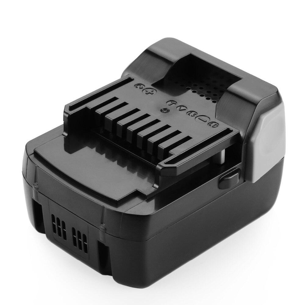 Pour Hitachi 18 V 5000 mAh Li-ion batterie pour outil électrique BSL1815X BSL1830 330067 330068 330139 330557