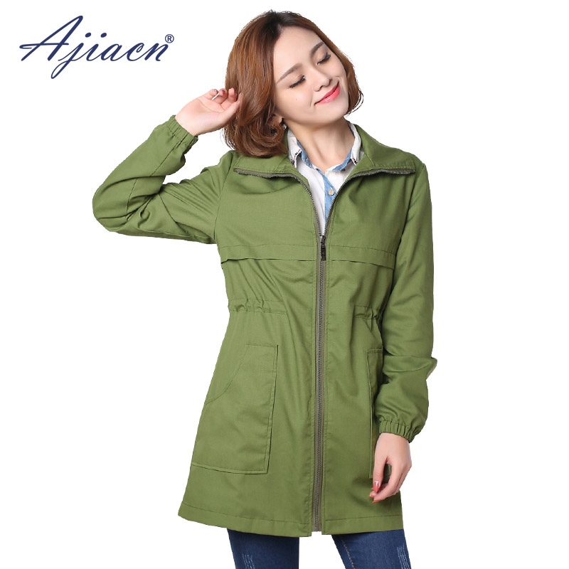 Ajiacn Genuine electromagnetic radiation protective women trench coat Signal base station EMF shielding anti radiation clothin-in Safety Clothing from Security & Protection