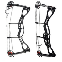 Caesar Compound Bow For Hunting With 40 70lbs Draw Weight Archery Compound Bow Set