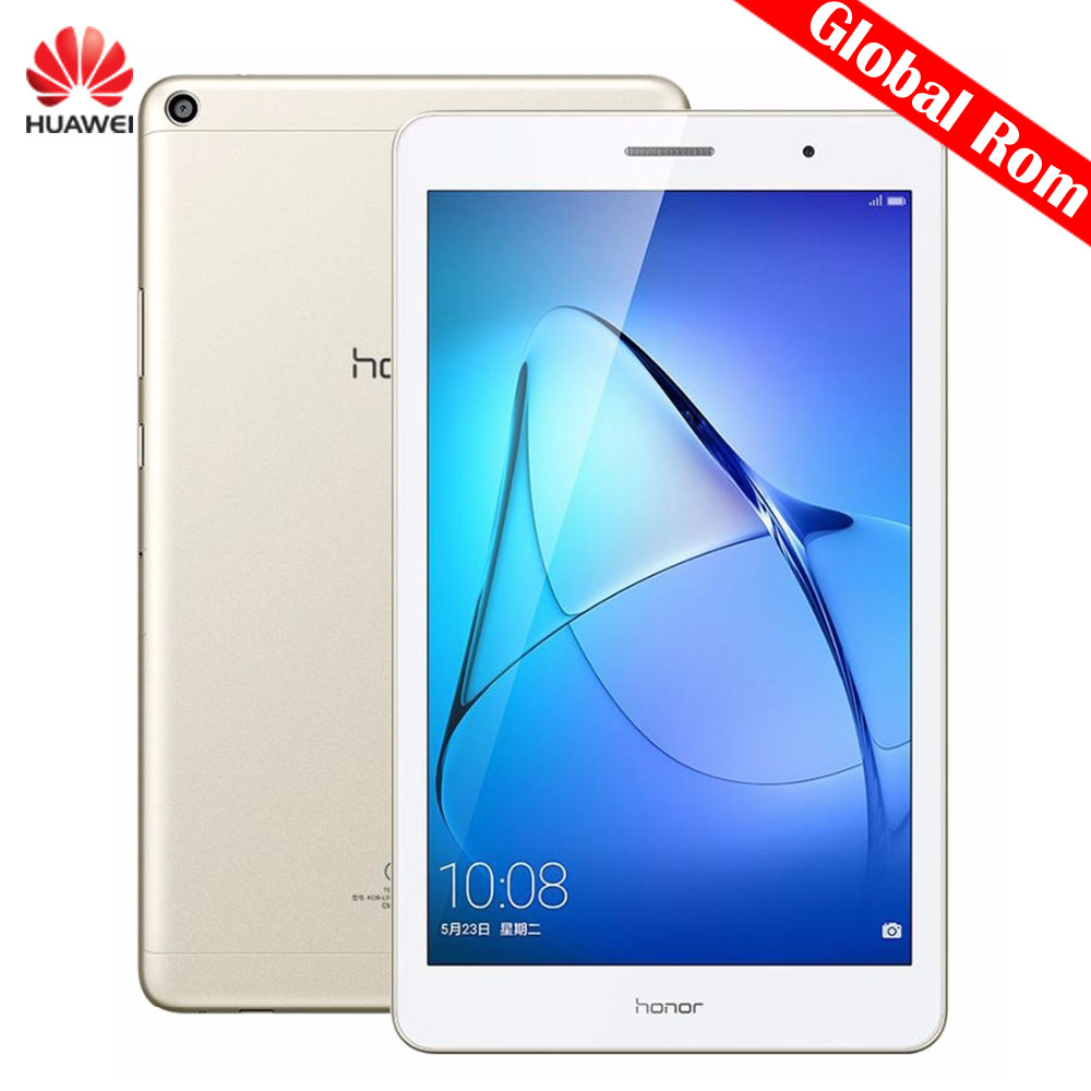 Original Huawei MediaPad T3 KOB-L09 8 pulgadas 4G LTE de la tableta de la llamada de teléfono 3 GB 32 GB EMUI 5,1 Qualcomm snapDragon 425 Quad Core 4x1,4 GHz