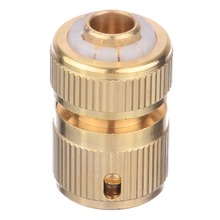 5pcs/set Faucet Quick Connector Tap 16mm Threaded Brass Hose Tap Connector Garden Water Pipe Adaptor with 13mm interface цена 2017