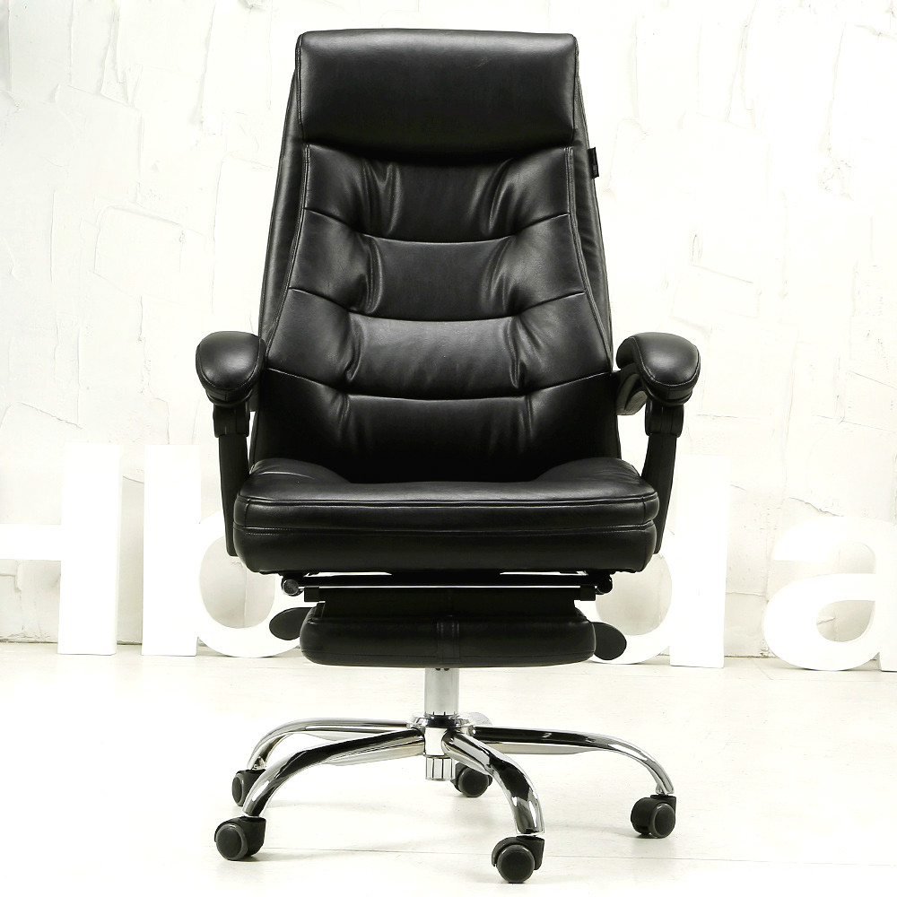 Comfortable office chairs Fabric Comfortable Ergonomic Leather Executive Office Chair Lift Swivel Computer Chair Reclining Chair Footrest Lying Sedie Ufficio in Office Chairs From Gear Patrol Comfortable Ergonomic Leather Executive Office Chair Lift Swivel
