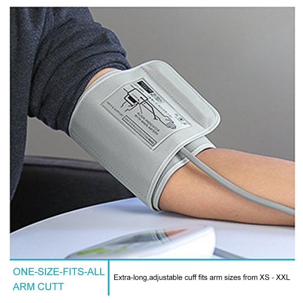 Nouveau moniteur de pression artérielle automatique numérique moniteur de bras moniteur numérique artérielle avec manchette 2.8 pouces LCD affichage - 3