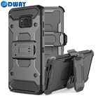 Heavy Duty Armour Case for Samsung Galaxy S8 Shockproof Cover With Kickstand Swivel Belt Clip Holster for Galaxy S8 Plus Stylus