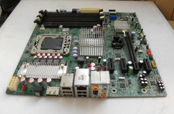 XPS435 DX58M01 Scheda Madre R849J X58 Scheda Madre Supporta L5520 E55 SerieXPS435 DX58M01 Scheda Madre R849J X58 Scheda Madre Supporta L5520 E55 Serie
