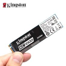 Kingston KC1000 PCIE M.2 2280 240gb 480gb SSD M.2 Inside Strong State Drive Laborious Disk NVME For PC Pocket book Ultrabook Laptop