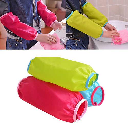 Household Cleaning Sleeve Oversleeve Housework Waterproof Arm Protector PZ