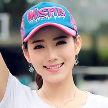 wholesale snapback hats baseball cap hats hip hop fitted cheap hats for young girl women gorras curved brim hats Damage cap