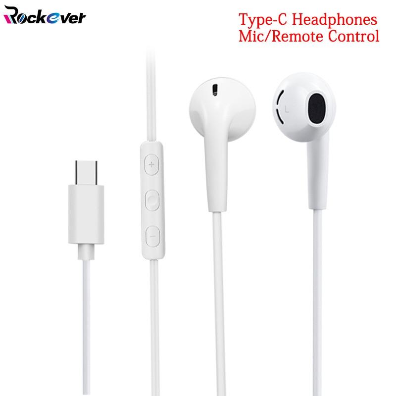 USB 3.1 TYPE C Digital Earphone Loseless Hifi Type-C Earbud Mic/Remote Control For Huawei Mate 10 Pro/P20/P20 Pro Nokia 8 цена и фото