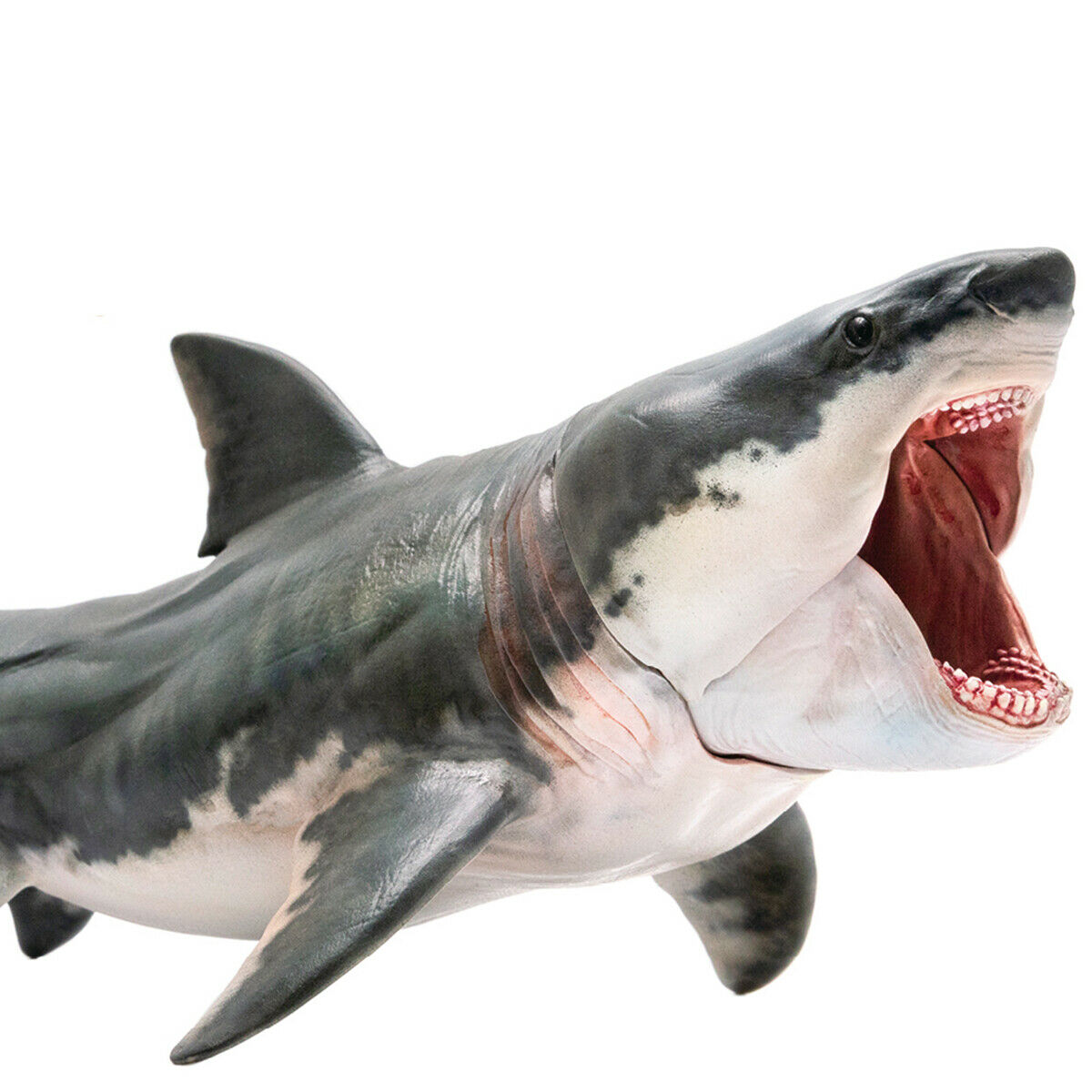 Science-Education-Toys Shark Animal Prehistoric-Ocean Megalodon Adult Gift PNSO Action