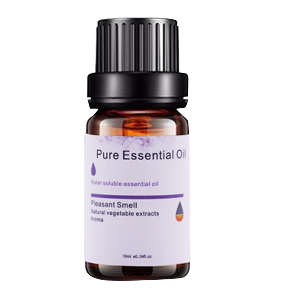 Pure Plant Natural Aromatherapy Diffusers Essential Oil For Aroma Oil Lavender Lemongrass Tree Oil Air Care Massage Relax 10ml