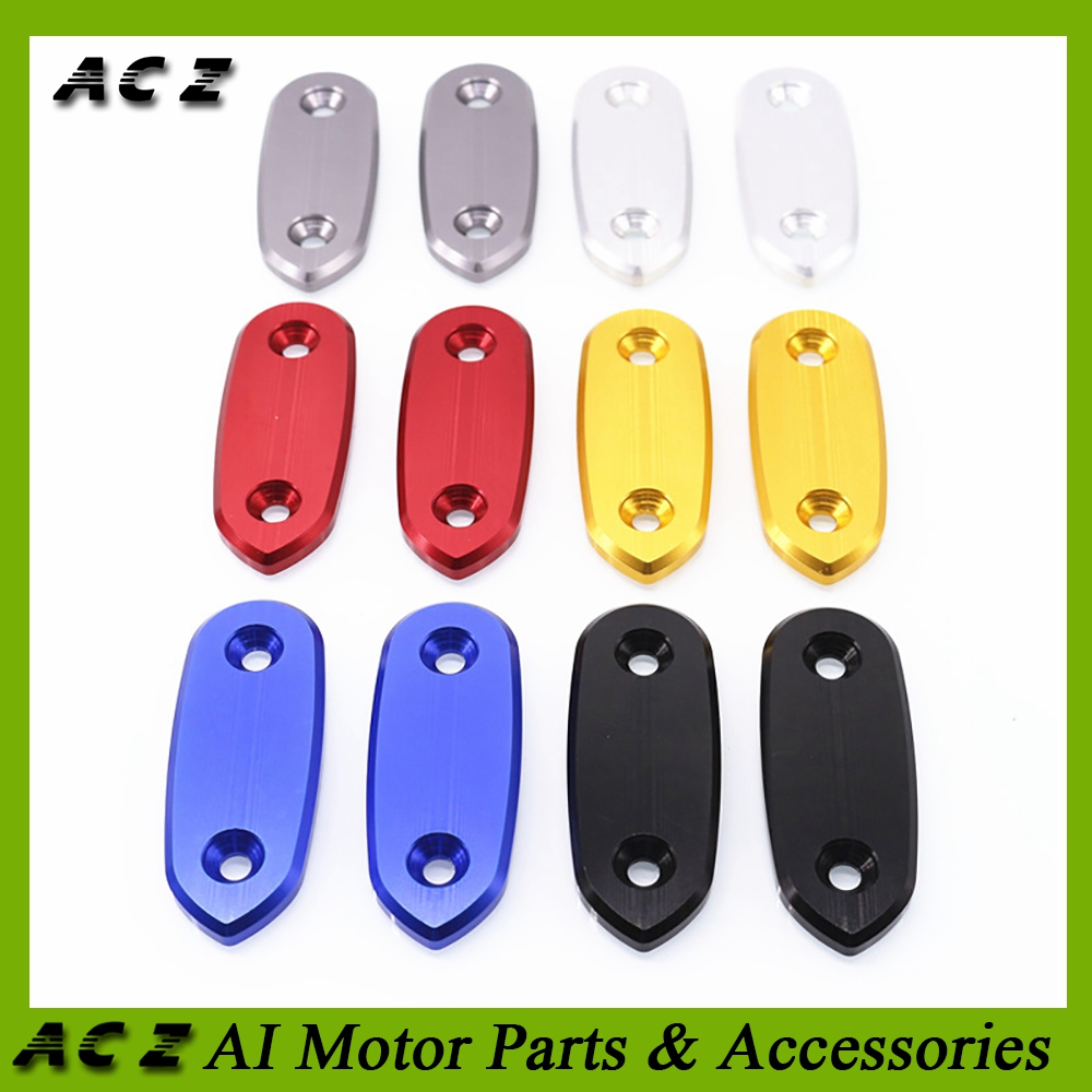 Acz Motorcycle Cnc Achteruitkijkspiegel Houder Adapters Mounts Riser Spacers Extension Adapter Klem Mount Voor Yamaha Yzf R15 2017 Geurig Aroma