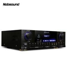 Nobsound PM1000 220V Professional KTV Karaoke Bluetooth amplifier Support USB / SD Play APE Music support