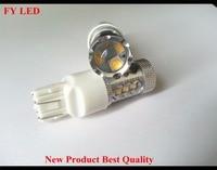 2 pcs CREE Chips Canbus 80 W T20 7443 LED de Backup Luz 12 V 24 V Auto Carro Invertendo Lâmpada de Iluminação Do Carro Sinal de Volta, Backup DRL