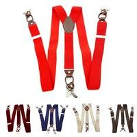 6 Clips Casual Suspenders 2
