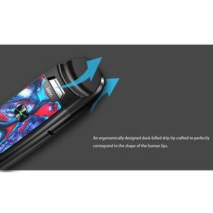 Image 2 - Original New IJOY AI EVO Resin Pod vape pen Starter 1100mAh Kit 0.7 Mesh/1.4ohm Coil Pod Vape Kit VS Lost Vape lyra minifit kit