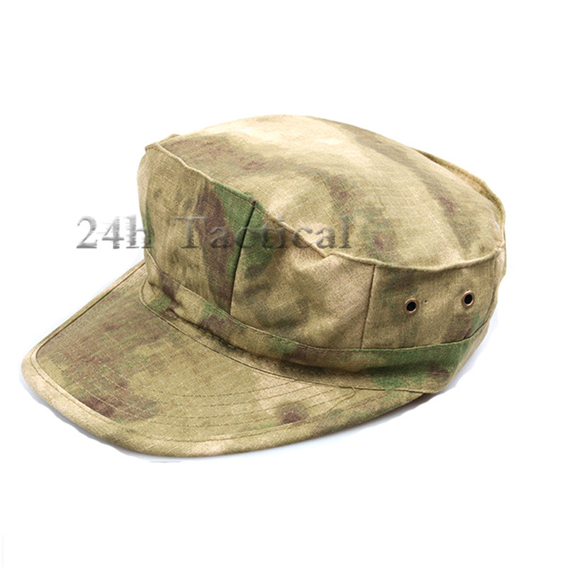 Men Tactical Marine Military Cap Army Combat Cap RipStop