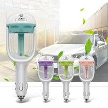 2019 nuevo Mini 12V humidificador de vapor difusor de aroma purificador de aire esencial difusor y humidificador de coche muchos colores