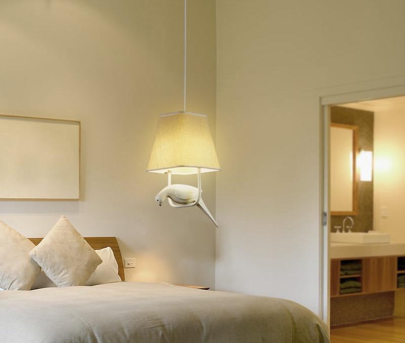 Geliefde Landelijk Ijzer Hanglampen Woonkamer Moderne Opknoping Lamp #AT28