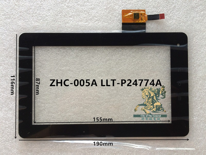 GENCTY For 7 inch ZHC-005A LLT-P24774A W-B
