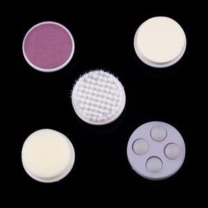 Image 5 - Brosse de nettoyage du visage multifonction électrique brosse de nettoyage du visage Spa Mini soins de la peau brosse de massage outil de nettoyage du visage