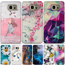 Case For Samsung Galaxy Note 5 Case 3D Soft Silicone Cover F