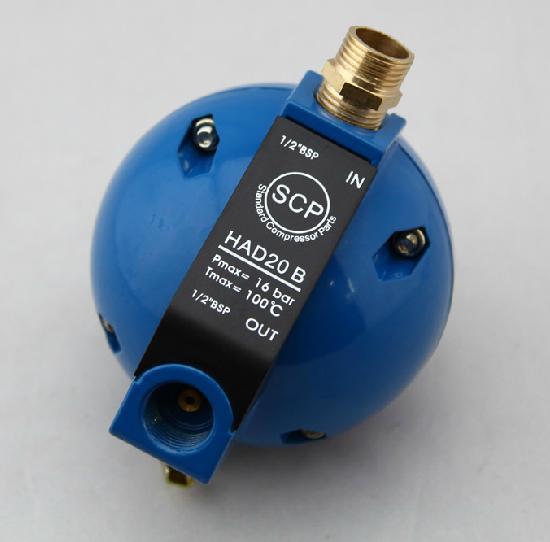 Bsp automatic drainer drain valve