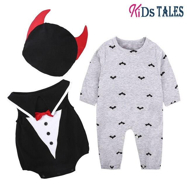 9fe5edf00 Babys  Jumpsuit kids tales cotton infant Rompers long sleeve ...