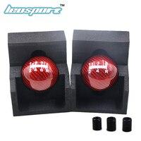 JDM For mugen style red 5/6 Speed Mugen Carbon Fiber Gear Shift Knob For Honda EK9 EP3 FN2 DC2 DC5 S2000 FD2