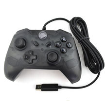Usb проводной игровой контроллер геймпад для ПК консоли s w