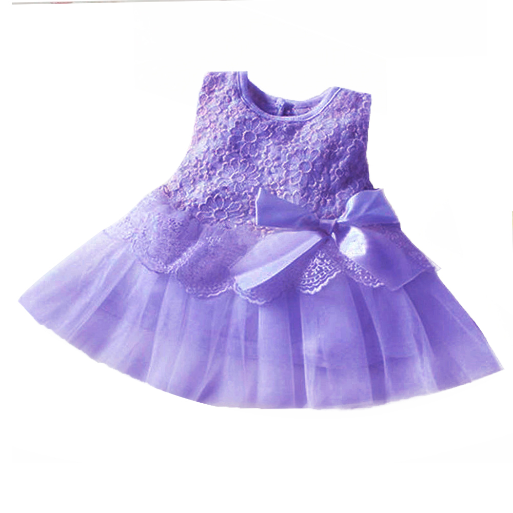 Платье для девочек; Новинка г.; платья для малышей; faldas tutu; платье для дня рождения с принтом героев мультфильмов; летняя одежда для маленьких девочек; Одежда для девочек - Цвет: purple