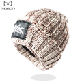 2016 Rushed Solid Adult New Autumn Toca Gorros Beanie Winter Knitting Wool Hat Casual Caps Women Beanies Knitted Gorro Warm