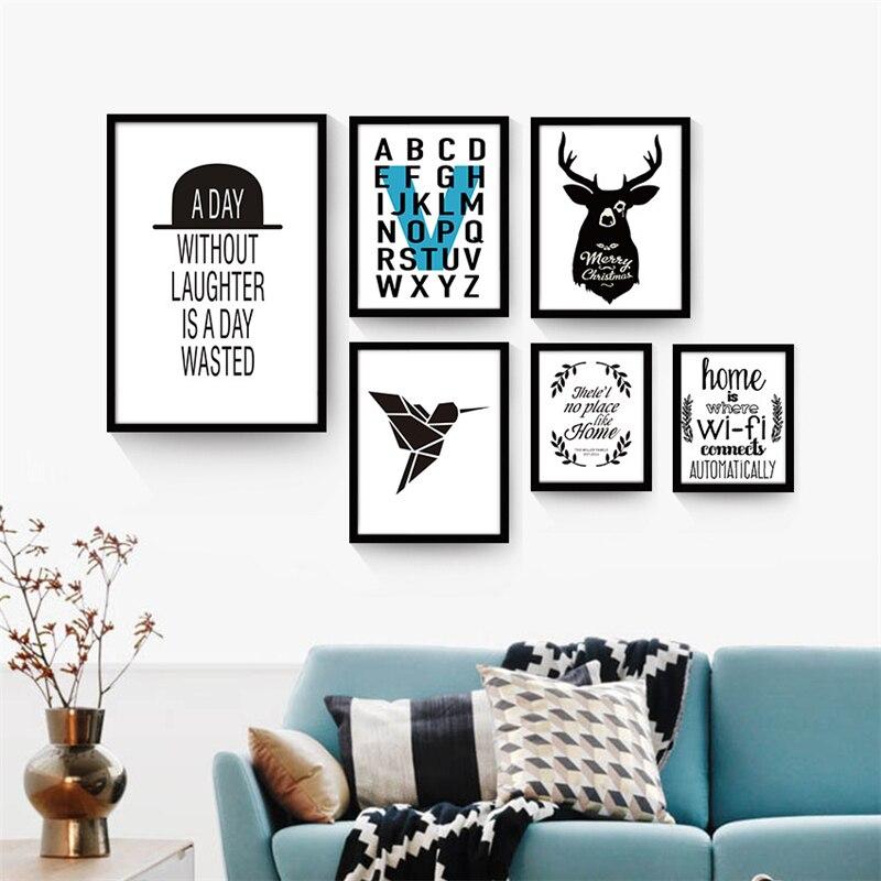 Free Home Decor Ideas: Minimalista De Vinte E Quatro A Z Alfabeto Símbolo Escrito