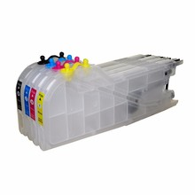 Long Refillable Ink cartridge LC79 LC73 LC17 LC400 LC1220 LC1240 LC75 for brother MFC-J425W J430W J435W J625DW J825DW J835DW refillable ink cartridges for brother lc71 lc75 lc79 lc450 mfc j435w mfc j430w