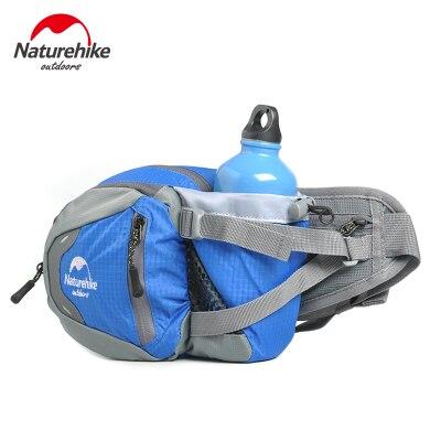 Prix pour Naturehike Sport Taille Sac Hommes Femmes En Plein Air Bouteille D'eau Ceinture Sac de Course Randonnée à Vélo Vélos étanche Taille sacs