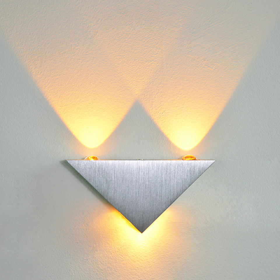 LED Wall Lamp Modern Wall Light Indoor Sconce Bedroom Study Reading Room Corridor Porch Balcony Bedside Wall Lamp