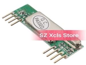 Image 4 - 1 pces rxb6 433 mhz superheterodyne módulo receptor sem fio