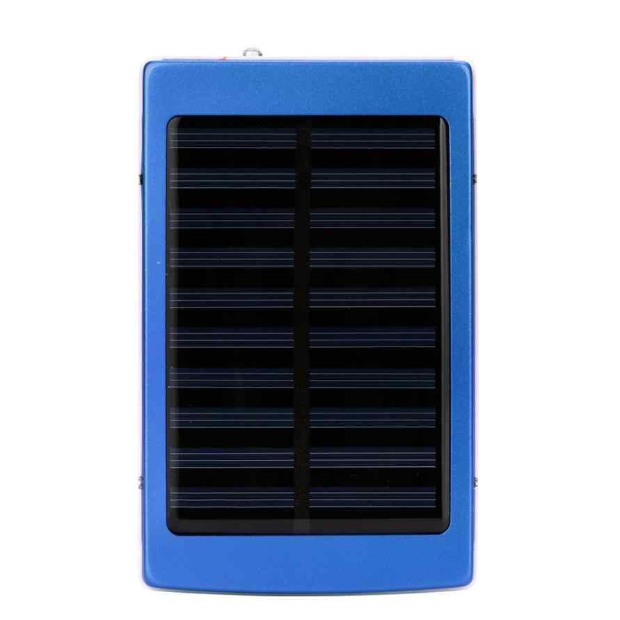 20000 мАч светодиодный Dual USB Портативный Солнечный Батарея Зарядное устройство экологичность и экономическая Мощность Bank для сотового телефона каррегаду