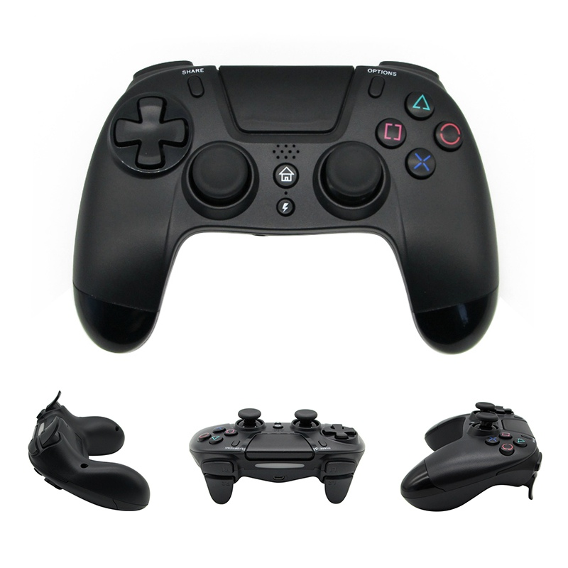 For PS4 Wireless Gamepad Game joystick For PlayStation 4 Bluetooth Wireless Controller Gamepad For Sony PS4 Console voground new for sony ps4 bluetooth wireless controller for playstation 4 wireless dual shock vibration joystick gamepads