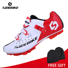Sidebike Cycling Shoes Mountain Bicycle bike Racing shoes Self-Locking Bike MTB Shoes sapatilha zapatillas ciclismo