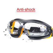 цена на Protective work Goggles Dust Wind Sandproof Shock Resistant Anti Chemical Acid Spray uv Paint Splash Eyewear Safety Goggles