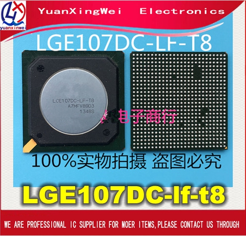 Free Shipping 1PCS/lot LGE107DC-LF-T8 LGE107 LGE107DC BGA free shipping 5pcs lot sems18 lf sems18 sems18 bga new original