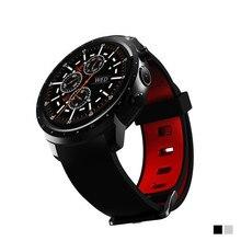 Nova Z18 MTK6580 Inteligente Watch Phone Android 5.1 Smartwatch 8 GB Rom Camera 3G WIFI GPS Monitor de Freqüência Cardíaca esportes Relógio de Pulso