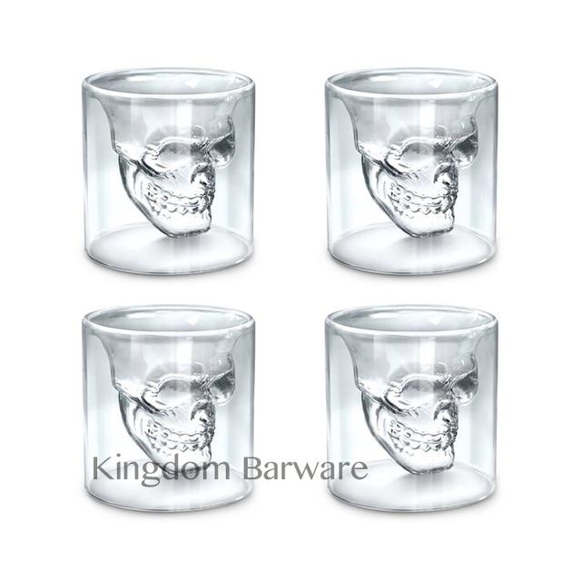 krystal shotglas